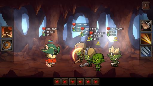Kinda Heroes: The cutest RPG ever! 1.49 screenshots 4