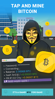 The Crypto Games: Bitcoin Tycoonのおすすめ画像1