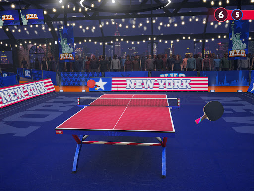 Ping Pong Fury android2mod screenshots 10
