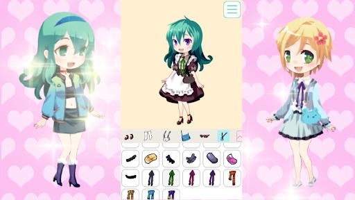 Favorite girl : Dress up game  screenshots 1