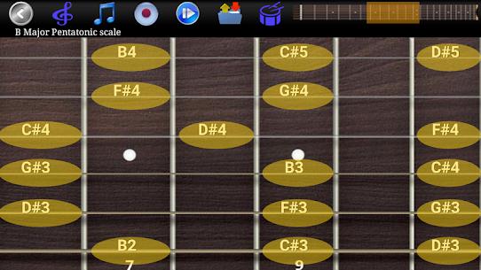 Guitar Scales v127 Mod APK 6