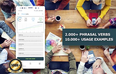 English Phrasal Verbs. Vocabulary Builder App (MOD APK, Premium) v1.3.8 1