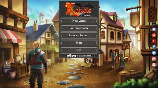 Kakele Online - MMORPG  screenshots 1