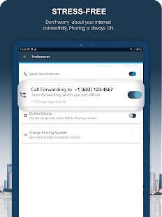 Phoring - SIM-Less 2nd Line for Calling & Texting