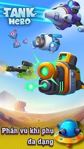 Tank Hero – Fun and addicting game Ver. 1.7.7 MOD APK | God Mode – Tank Hero – Fun and addicting game 6
