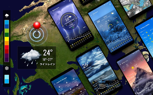 Weather Forecast 2.06 Screenshots 10