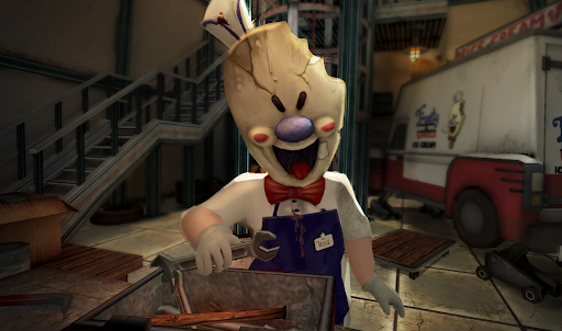 Ice Scream 4: Rod's Factory  screenshots 12