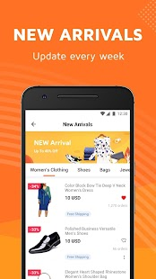 KiKUU: Online Shopping Mall Screenshot