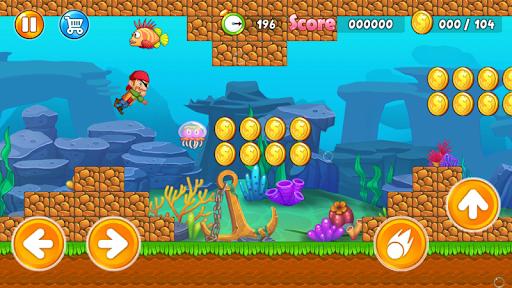 Super Jake's Adventure u2013 Jump & Run! screenshots 3