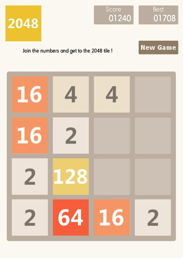 2048 - brain trainer  screenshots 2
