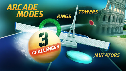 Download World Table Tennis Champs mod apk 2