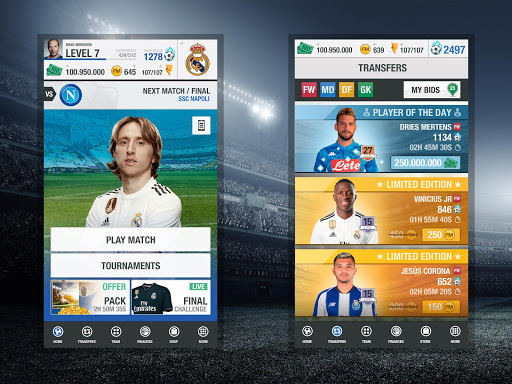 PRO Soccer Cup 2020 Manager 8.60.030 screenshots 7