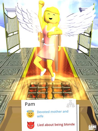 u200eHeaven or Hell? A divine game - You be the God  screenshots 9