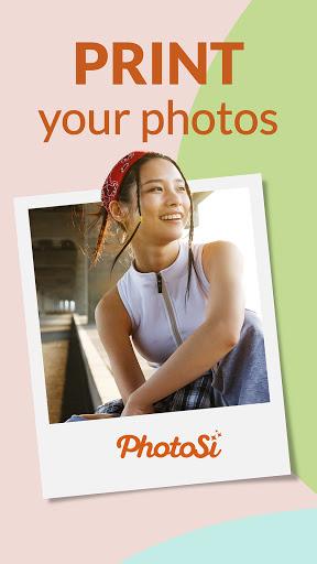 Photosì - Create photobooks and print your photos  screenshots 1