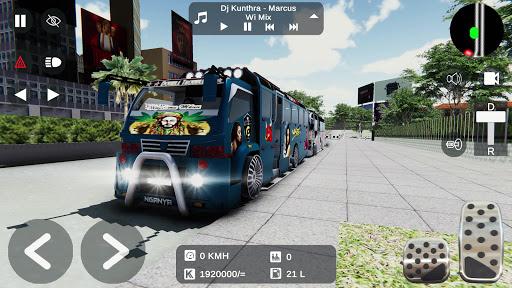 Nganya Unlimited Rongai(Matatu simulator) 2.0 screenshots 2