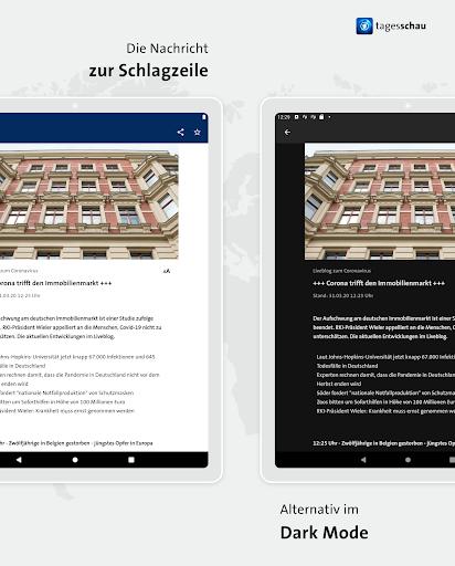 tagesschau - Aktuelle Nachrichten 3.0.2 Screenshots 10