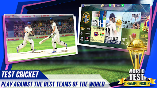 Epic Cricket - Big League Game  APK MOD (Astuce) screenshots 6