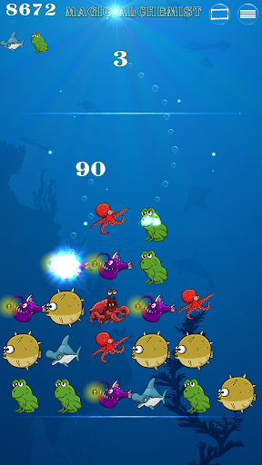 Magic Alchemist Under the Sea screenshots 3