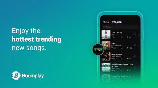 Boomplay: Download Music Enjoy Offline Music Free 5.9.23 Screenshots 3