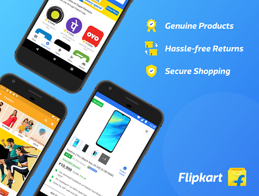 Flipkart Online Shopping App 7.12 screenshots 1