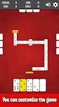 screenshot of Dominos Game
