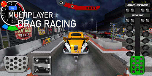 Door Slammers 2 Drag Racing screenshots 2