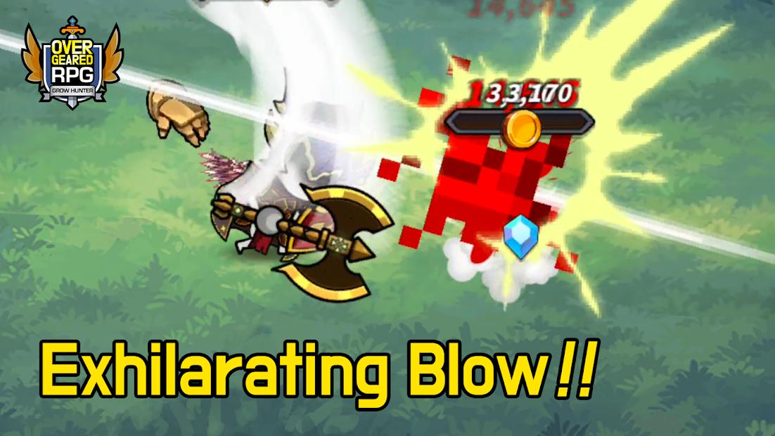 Overgeared RPG screenshot 2