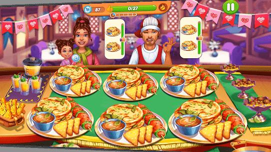 Cooking Crush – العاب طبخ مجانية 4