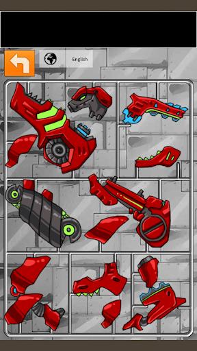 Transform Dino Robot - General Mobilization 1.29.0 screenshots 17