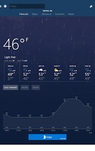 MSN Weather – Forecast & Maps 5