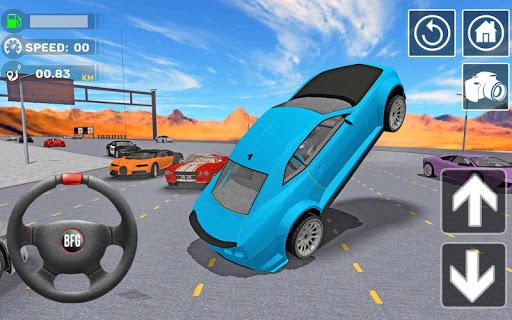 City Furious Car Driving Simulator 1.7 screenshots 6