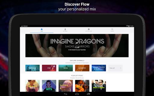 Deezer Music Player: Songs, Radio & Podcasts 6.1.14.99 Screenshots 10