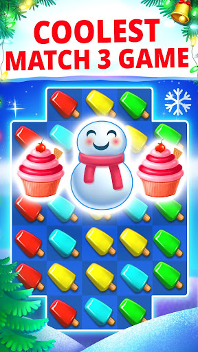 Ice Cream Paradise - Match 3 Puzzle Adventure 2.7.5 screenshots 1