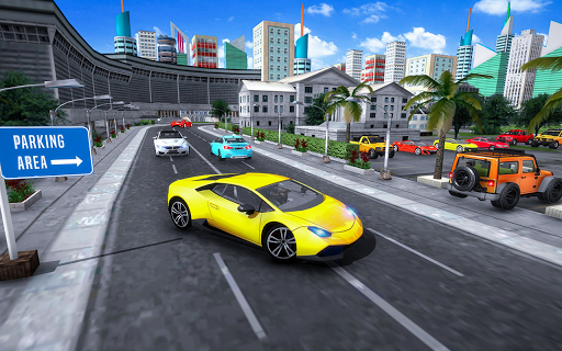 Auto Car Parking Game: 3D Modern Car Games 2021  screenshots 1