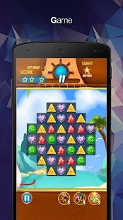 Jewel Gems Hidden Treasure Screenshot