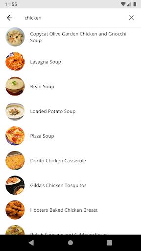 Recipes for Dinner 5.07 Screenshots 6