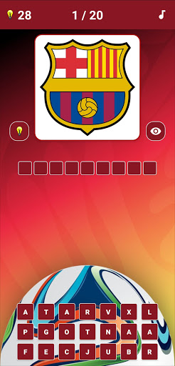 Soccer Logo Quiz android2mod screenshots 2