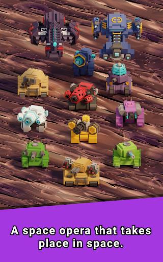 Tank Alien War: Survival Game  screenshots 11