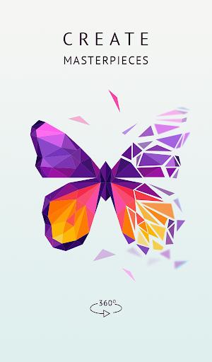 Polysphere - art of puzzle 1.5.3 screenshots 8