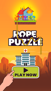 Rope Puzzle Screenshot