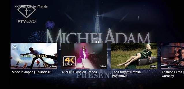 FTV  ファッション、美容、ビデオ