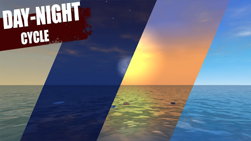 Last Day on Raft: Ocean Survival 0.41.2b screenshots 1