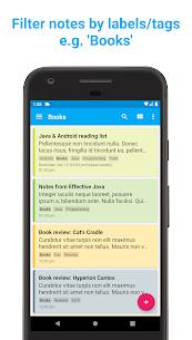 Download FairNote Notepad – encrypted notes & checklists Apk v4.2.9 (Pro) 5