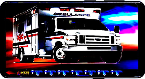 American Siren Ambulance And Firefighters 1