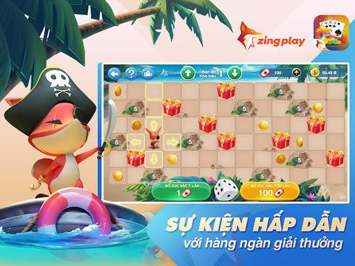 Poker VN - Mu1eadu Binh u2013 Binh Xu1eadp Xu00e1m - ZingPlay 5.12 screenshots 9