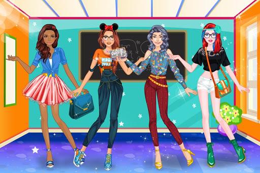 High School Dress Up For Girls 1.2.0 screenshots 1