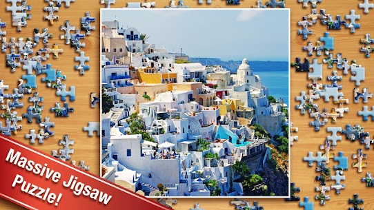 Jigsaw Puzzles Mod Apk 6.0.6 [Unlimited Coins] Download Free 5