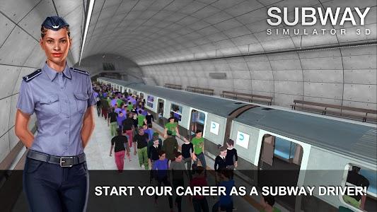 Subway Simulator 3D 3.7.0 (Mod Money)