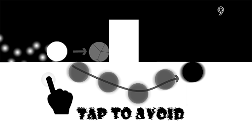 Télécharger Gratuit Black And White Runner APK MOD (Astuce) screenshots 1