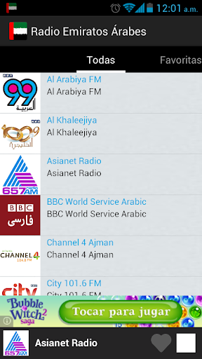 arab emirates radio screenshot 3